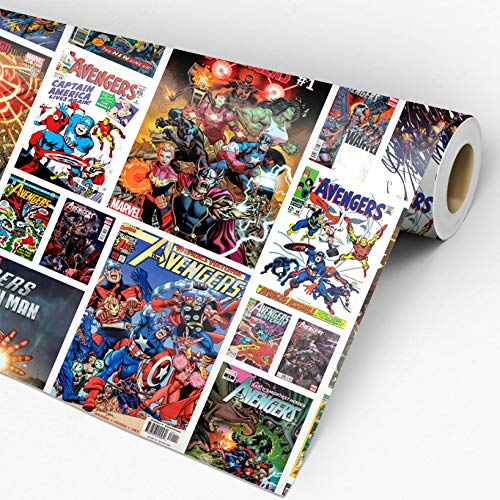Papel De Parede Vingadores Marvel Avengers Quadrinhos Hq
