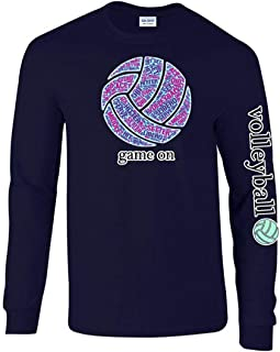 Game On, Volleyball Long Sleeve Tee