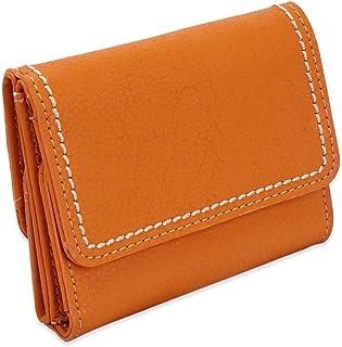 財布 三つ折り レディース 革 ブランド 小さめ コンパクト 小銭入れあり 使いやすい カード入れ TC-2005