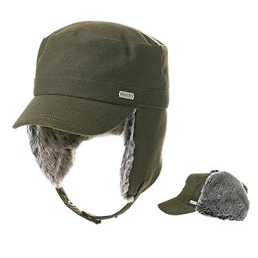 Jeff & Aimy Unisex Winter Elmer Fudd Earflap Trapper Hunting Ski Hat Baseball Cap 54-62CM