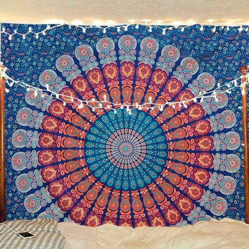 Bless International Mandala Tapestry