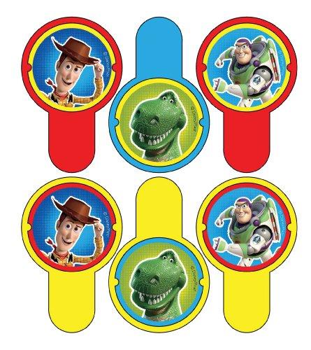Pixar Amscan Disque Toy Story