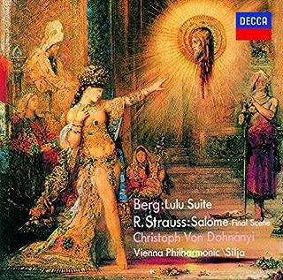 Berg: Lulu Suite/R.Strauss: Salome