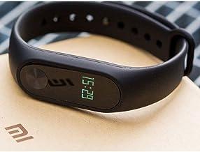Xiaomi Mi Band 2 fitnessarmband (slaaptracker, activiteitstracker, hartslagmeter) zwart