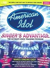 American Idol Singer's Advantage - Female Version (DVD Entertainment Package)