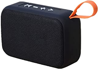 $86 » LKYBOA Speakers Portable Bluetooth Speaker Wireless Outdoor Subwoofer Support Tf Card Fm Radio Aux Bluetooth Version (Colo...