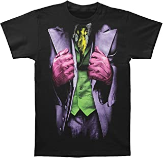 Batman Dark Knight Joker Mens Costume Tee
