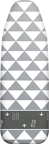 Arteneur®- Prime Housse Table à Repasser 120x40 pour Centrale Vapeur - Fabriqué en Allemagne avec Zone High-Speed, Th...