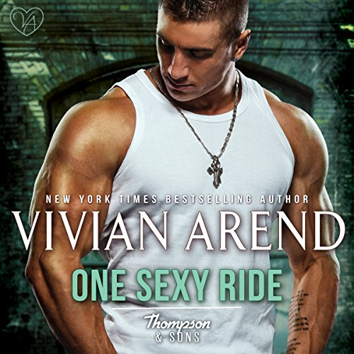 One Sexy Ride audiobook cover art