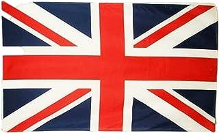 United Kingdom Flag 2' x 3' - UK - British - England Flags 90 x 60 cm - Banner 2x3 ft Light Polyester - AZ FLAG