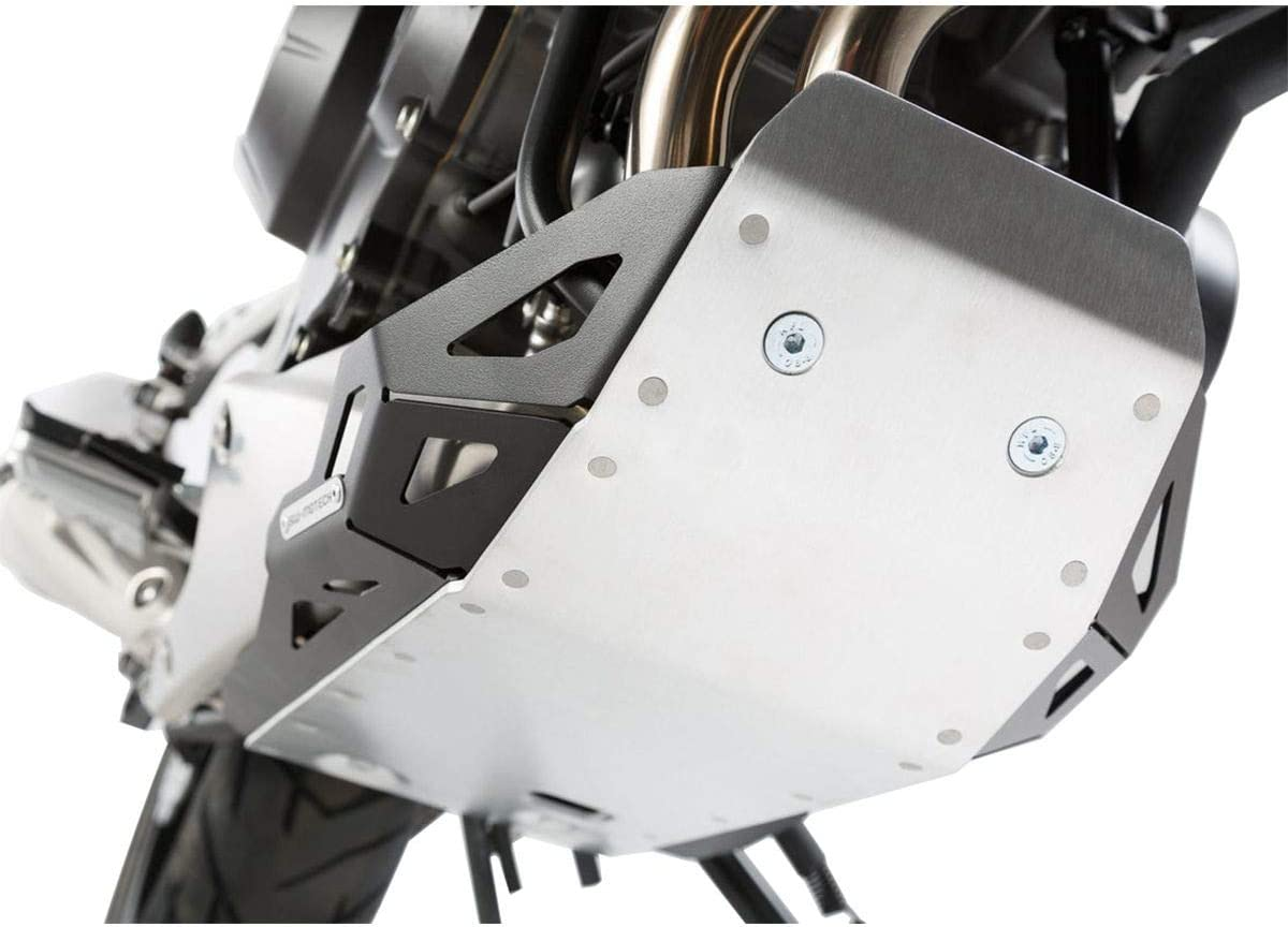 SW-Motech Skid Plate Black Silver Superior for CB500X Bombing free shipping Honda 13-18