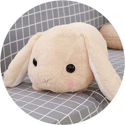 para proporcionarle una compra en línea agradable LIULAOHAN Juguete de la Felpa, muñeca rellenada rellenada rellenada Suave y Linda Suave rellenada de la Felpa del Conejo de los PP del algodón, Conveniente for el Regalo o la decoración casera de la Almohada  hasta 42% de descuento