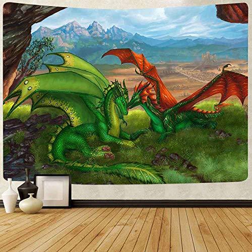 AJleil Puzzle 1000 Piezas Pintura Decorativa Elefante Tigre Indio Bohemio Mandala Puzzle 1000 Piezas paisajes Rompecabezas de Juguete de descompresión intelectual50x75cm(20x30inch)