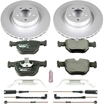 Power Stop ESK6048 Front and Rear Euro-Stop Brake Kit
