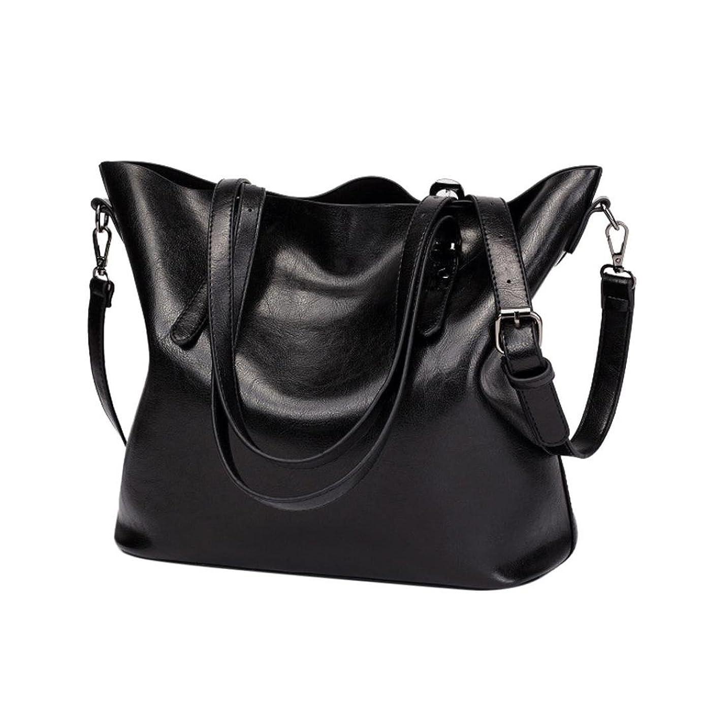 Clearance! Women Bucket Bags, Neartime Fashion Retro Crossbody Bag Shoulder Bag Handbag Versatile Tote Messenger Bags (??32cm(L)×12cm(W)×29.5cm(H), Black) gwm3990826