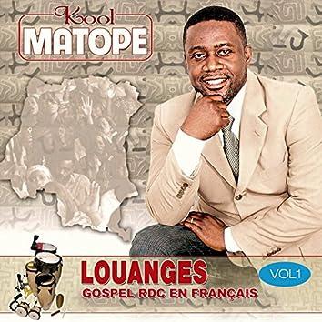 Louanges Gospel RDC En Français