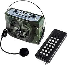 XuBa - Micrófono de Voz portátil para Exteriores (ultrasonido)