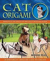 Cat Origami (Origami Books)