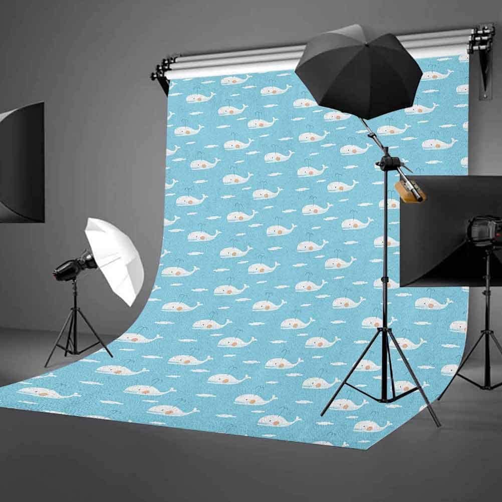 8x12 FT Vintage Airplane Vinyl Photography Backdrop,Colorful Sketch Style Propeller Airplanes Vacation Transportation Theme Background for Baby Birthday Party Wedding Studio Props Photography