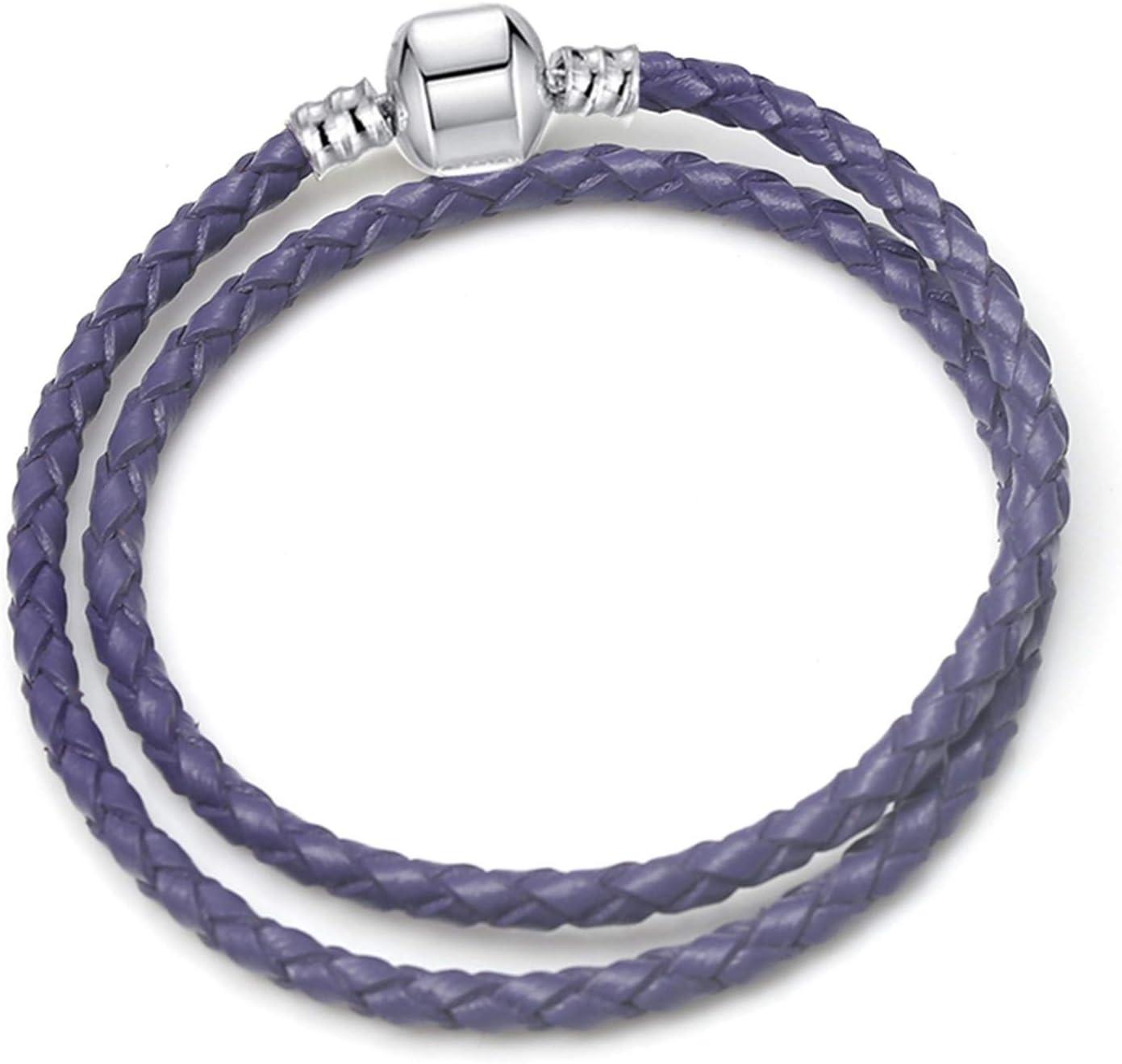 JIEERCUN Charm Bracelet Cute Max 84% OFF Mouse Basic fine Snake 5 popular Bracel Chain