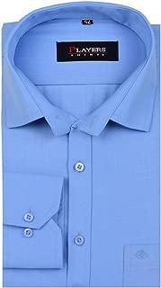 Players Men's Cotton Blend Viscose Casual Shirt