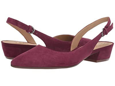Naturalizer Banks (Boysenberry Suede) Women
