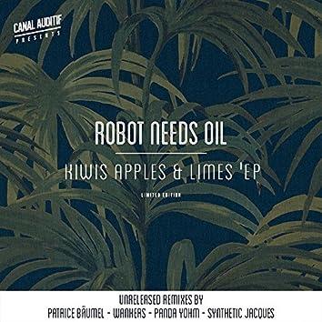 Kiwis, Apples & Limes (The Remixes)
