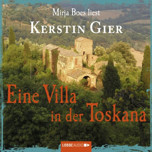 Eine Villa in der Toskana audiobook cover art
