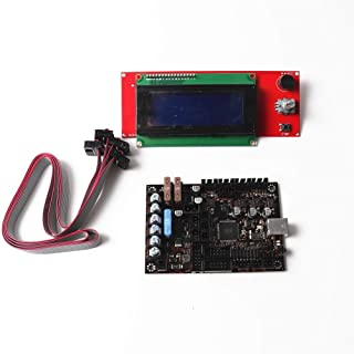 Zamtac Einsy Rambo 1.1a Mainboard Reprap Prusa i3 MK3 mainBoard with 4 TMC2130 Stepper Drivers SPI Control 4 Mosfet Switched Outputs