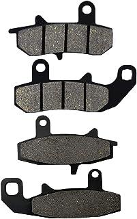 Cyleto pastiglie freno posteriore per Suzuki DR600/Dr 600/1989//DR650/Dr 650/1990/1991/1992/1993/1994/1995//DR750/Dr 750/1989//DR800/1990