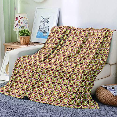 Michance European Style Stylish And Personalized Decorative Blanket Suitable For Sofa, Bedroom, Wall Tapestries Thick And Durable