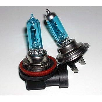 Suzuki Boulevard 2005-2017 H4 Xenon HID Hyper Blue//White Headlight Bulb Bulbs