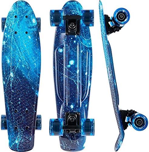 Galaxy penny board