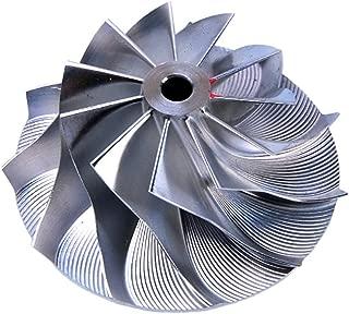 Turbo Billet Compressor Wheel TF035HM TD04 12T 4D56T 4M40T (37.8/49) 11+0