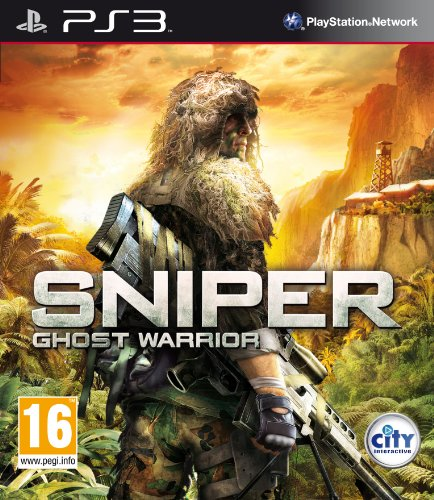 Sniper: Ghost Warrior (Sony PS3) [Import UK]