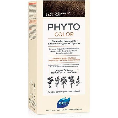 Phyto Color 67 Rubio Oscuro Marron 880 G: Amazon.es: Belleza