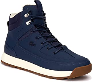 Lacoste Mens 2019 Urban Breaker 419 1 CMA Waterproof Leather Hiking Boots
