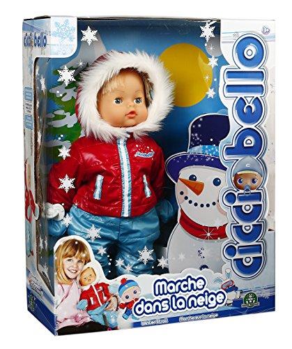 "Cicciobello Ccb05 Puppe ""Wandern im Schnee"""