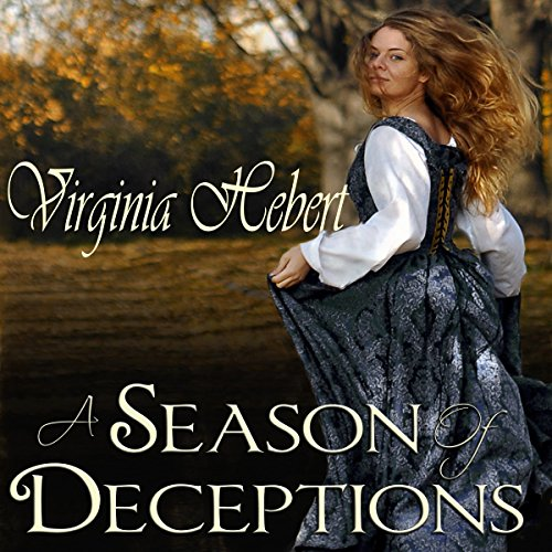 A Season of Deceptions audiobook cover art