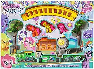My little Ponny train set For Kids