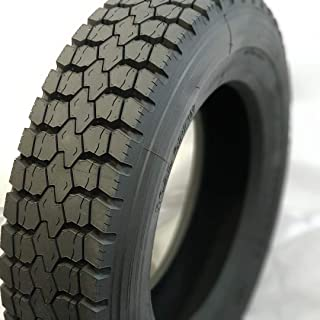 (1-TIRE) 225/70R19.5 14 PLY NEW ROAD CREW T500 RADIAL STEER ALL POSITIONS TIRES 14 PLY 228/126M
