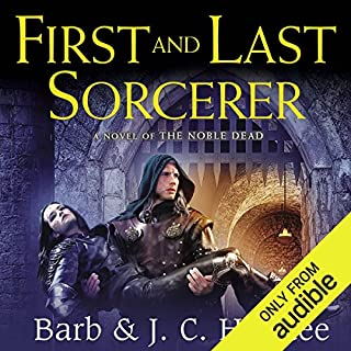 First and Last Sorcerer                   Written by:                                                                                                                                 Barb Hendee,                                                                                        J. C. Hendee                               Narrated by:                                                                                                                                 Tanya Eby                      Length: 11 hrs and 9 mins     1 rating     Overall 5.0
