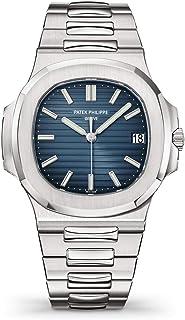 5711/1A-010 Automatic Black-Blue Dial Luxury Men's Watch