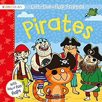 Board book Lift-the-flap Friends Pirates [Unknown] Book