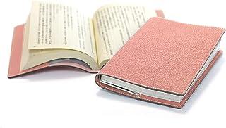 BONAVENTURA ボナベンチュラ ブックカバー A6 文庫本サイズ [コーラルピンク] BBJT1-CP