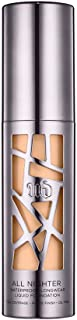 Urban Decay All Nighter Liquid Foundation, 2.0 Fair - Flawless, Full Coverage for Oily & Combination Skin - Matte Finish -...