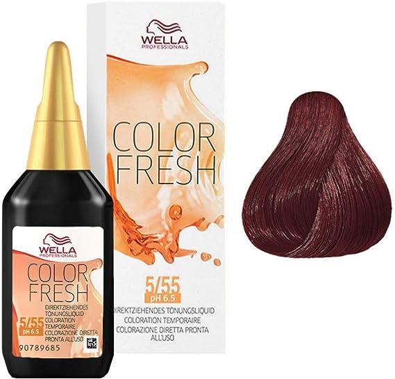 Wella Color Fresh 5/55, 75 ml.