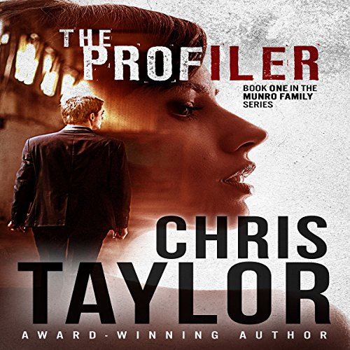 The Profiler audiobook cover art