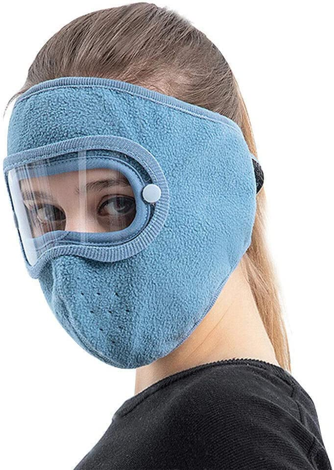 Facial Protection Anti-Fog latest Free shipping Dust-Proof Headg Face Full
