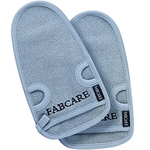 FABCARE -   Peelinghandschuh -